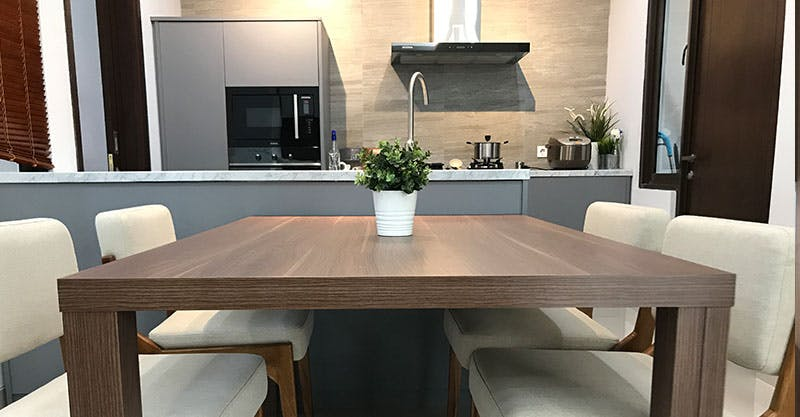 Model Kitchen Set Minimalis Tahun 2021 Paling Favorit Fabelio